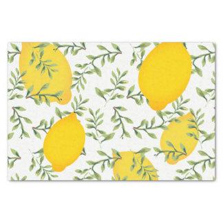 Lemon Tree Tissue Paper