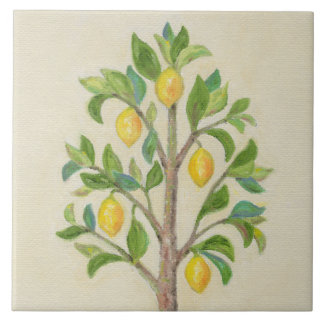 Lemon Tree wall tile