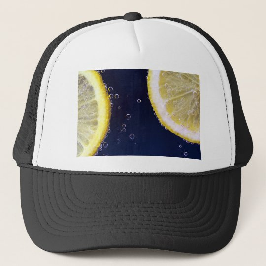 Lemon Trucker Hat