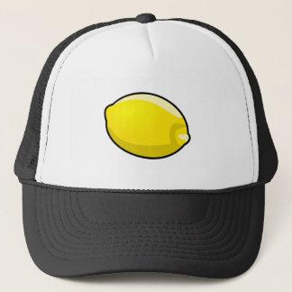 Lemon Trucker Hat