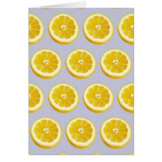 Lemon Twist Card