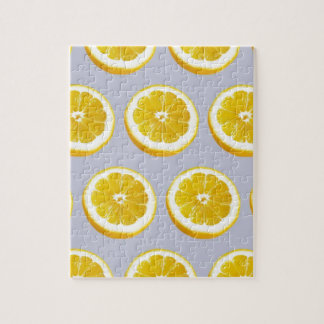 Lemon Twist Jigsaw Puzzle