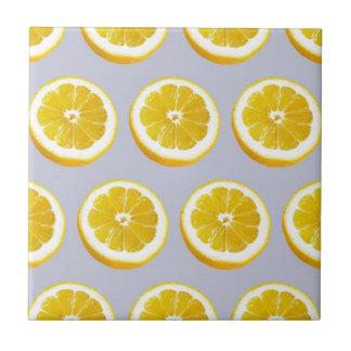 Lemon Twist Tile
