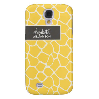 Lemon Yellow Giraffe Pern