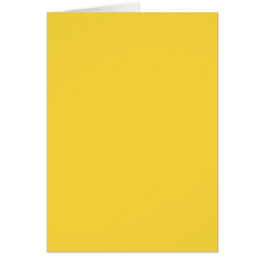 Lemon Zest Yellow Trend Colour Customized Template