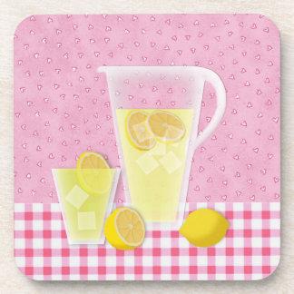 Lemonade Coaster Set