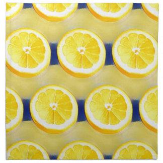 Lemonade Napkin