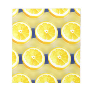 Lemonade Notepad