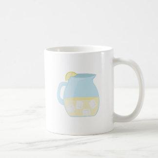 Lemonade Pitcher Mugs
