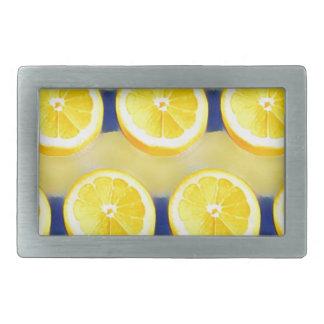 Lemonade Rectangular Belt Buckles