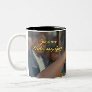 Lemonading Two-Tone Coffee Mug