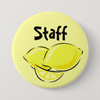 Lemonawesome Staff Pin