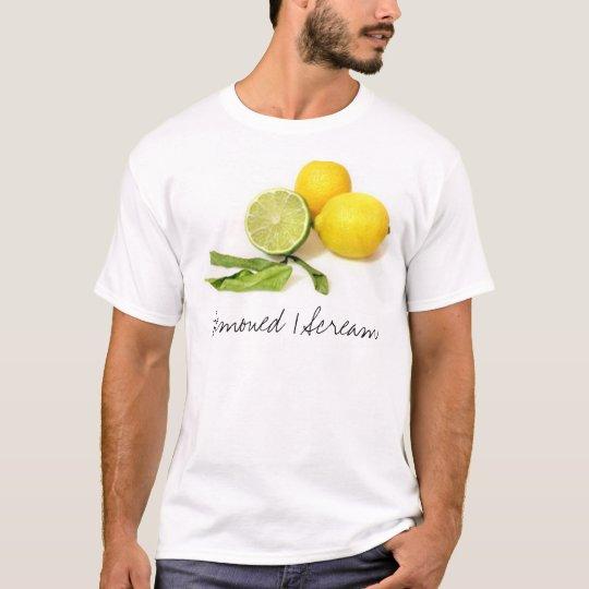 Lemoned I Scream T-Shirt