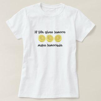 lemons - Make Lemonade T-Shirt