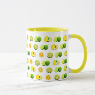 Lemons, Oranges and Limes Coffee Mug