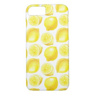 Lemons pattern design iPhone 8/7 case