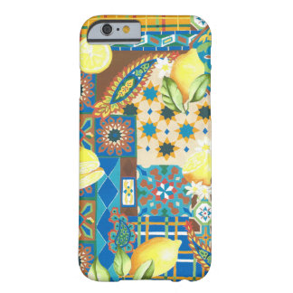 Lemons & Tiles iPhone 6/6s Case
