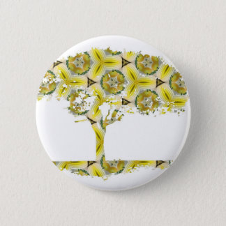 Lemontree 2 Inch Round Button