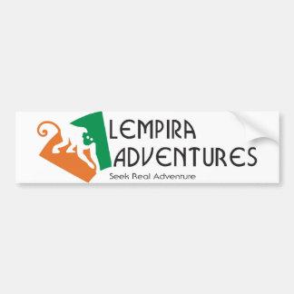 Lempira Adventures Bumper Sticker