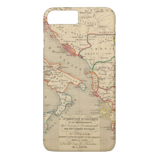 L'Empire d'Orient, l'Italie, 1200 a 1300 iPhone 7 Plus Case