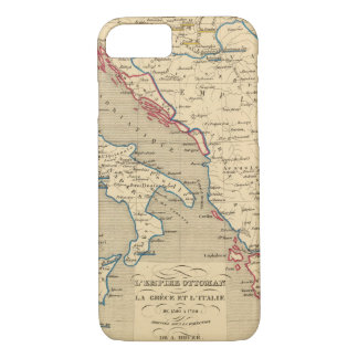 L'Empire Ottoman, la Grece et l'Italie iPhone 7 Case