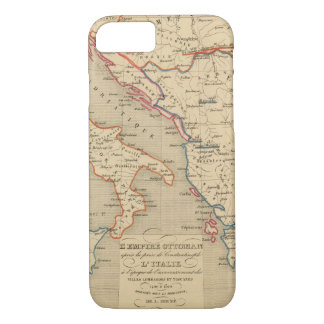 L'Empire Ottoman, l'Italie, 1400 a 1500 iPhone 7 Case