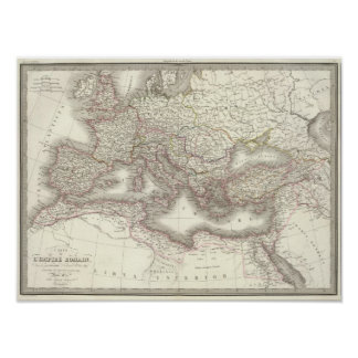 L'Empire Romain - Roman Empire Poster