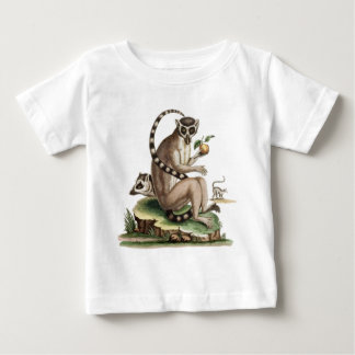 Lemur Artwork Baby T-Shirt