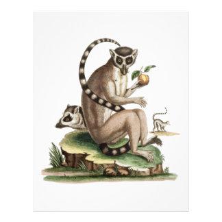 Lemur Artwork Letterhead