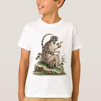 Lemur Artwork T-Shirt