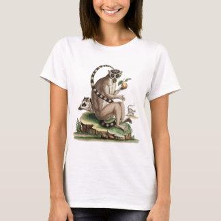 Lemur Artwork T-Shirt