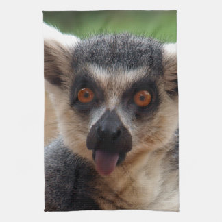 Lemur Kitchen Towel