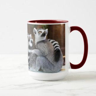 Lemur Love Coffee Mug