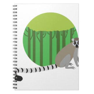 Lemur Notebook