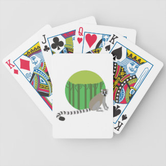 Lemur Poker Deck
