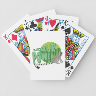 Lemur Power Poker Deck
