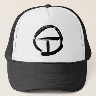 Lemurian Tau Symbol Trucker Hat