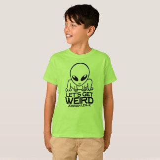 Len-X Alien T-Shirt