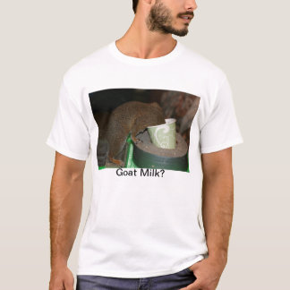 Lena goat milk T-Shirt