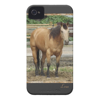 Lena iPhone 4 Case-Mate Cases