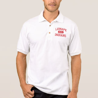 Lenape - Indians - High - Medford New Jersey Polo Shirt