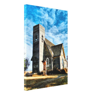 Lengthening Afternoon Shadows Canvas Print