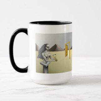 Lengthy time mug