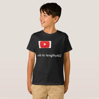 lengthy youtube shirts