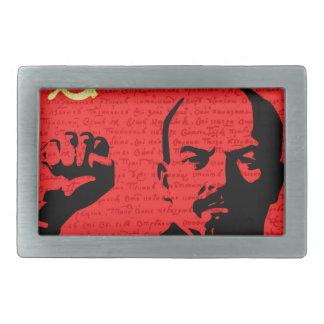 Lenin Belt Buckle