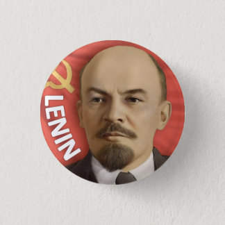 """LENIN"" Button"
