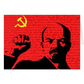 Lenin Card