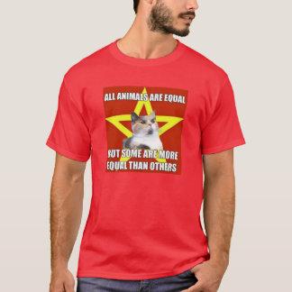 Lenin Cat T-Shirt