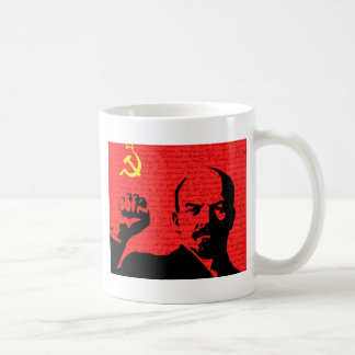 Lenin Coffee Mug