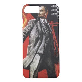 Lenin Forever iPhone 7 Case